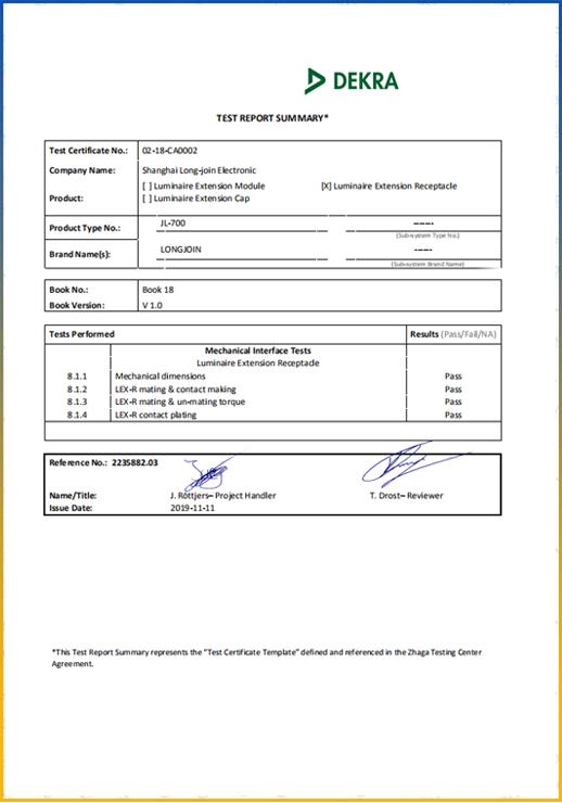 Zhaga-Test-Reprot1